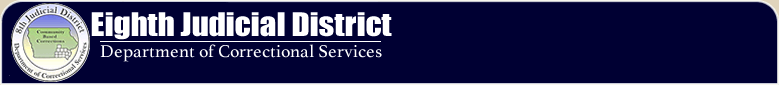 Eighth Judicial District - Department of Correctional Services